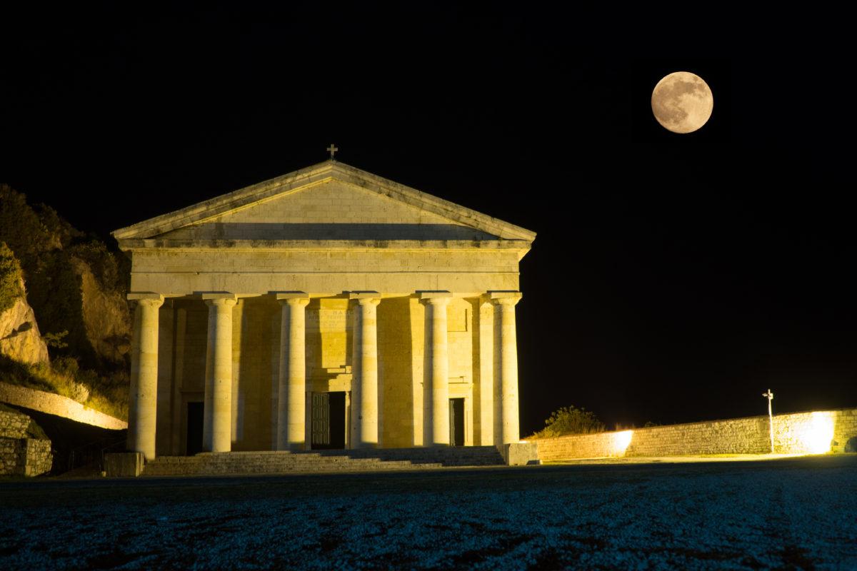 Enfin une Pleine Lune apaisante.