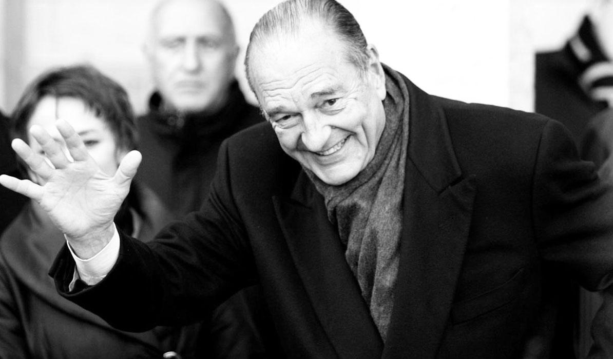 L'empreinte que laissera Jacques Chirac