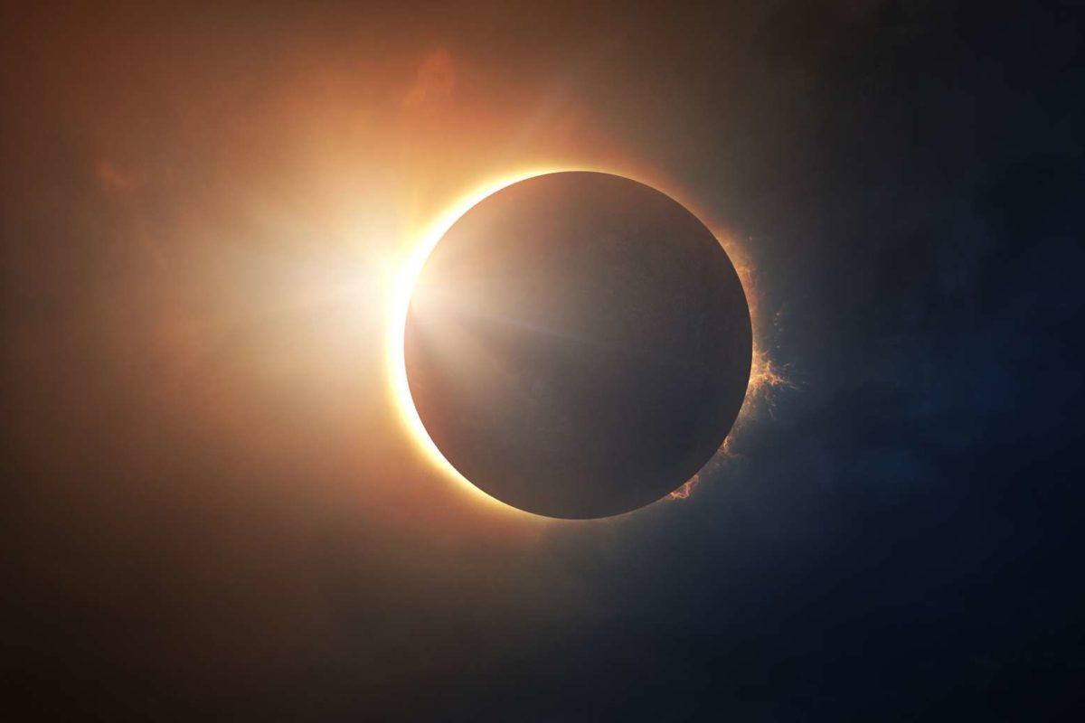 Une Nouvelle Lune avant 2020 et c'est une éclipse !