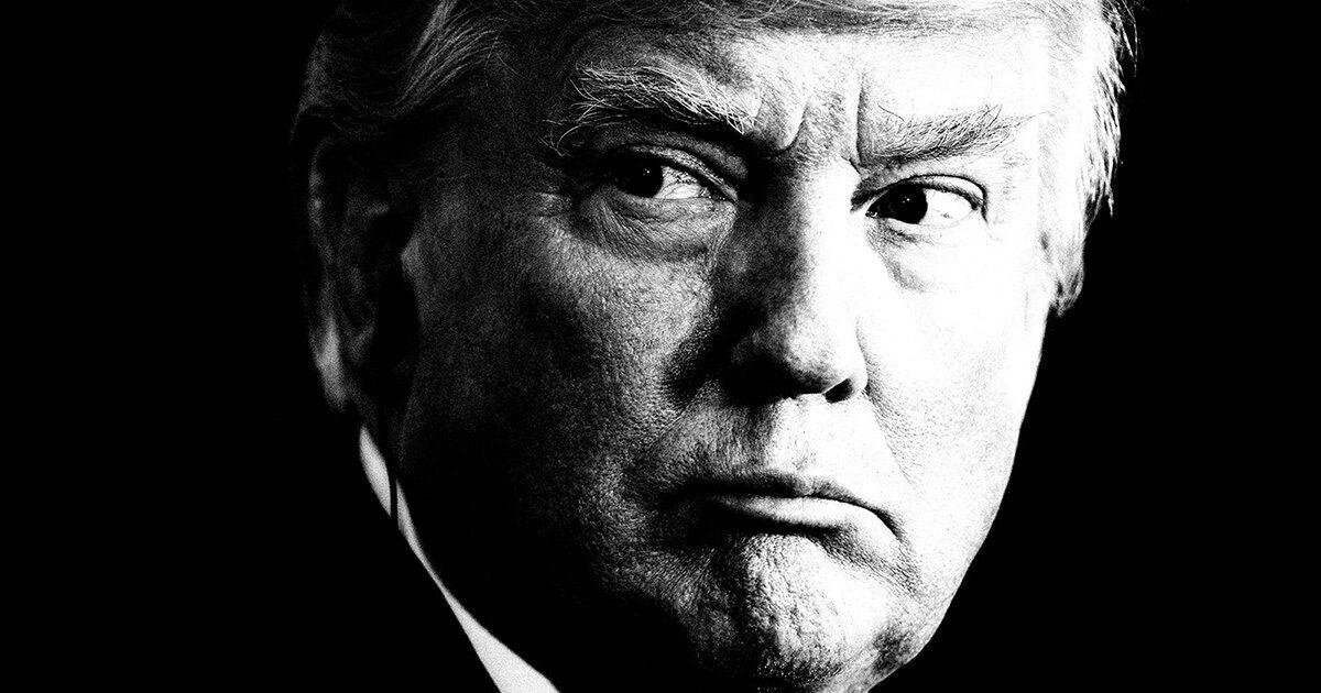 Donald Trump, le météore astral des élections américaines.